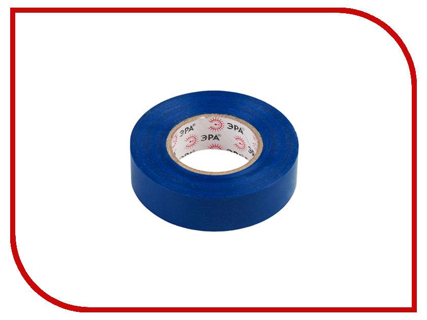 Изолента Эра 19mm x 20m Blue 43560/43553