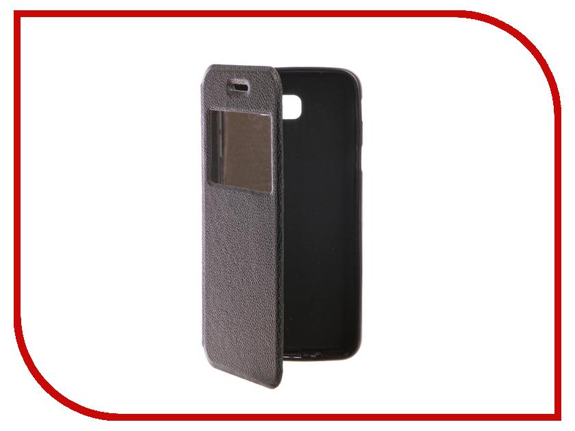 Аксессуар Чехол Samsung Galaxy J5 Prime G570F Gecko Book Black G-BOOK-SAMJ5PR-BL
