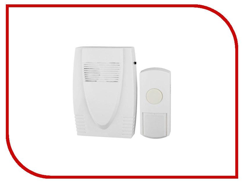 Звонок дверной Эра C71 White беспроводной