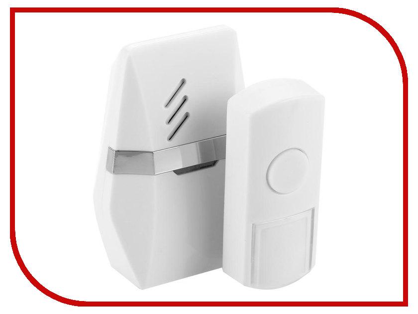 Звонок дверной Эра C81 White беспроводной светодиодный беспроводной перезвон дверной звонок дверной звонок