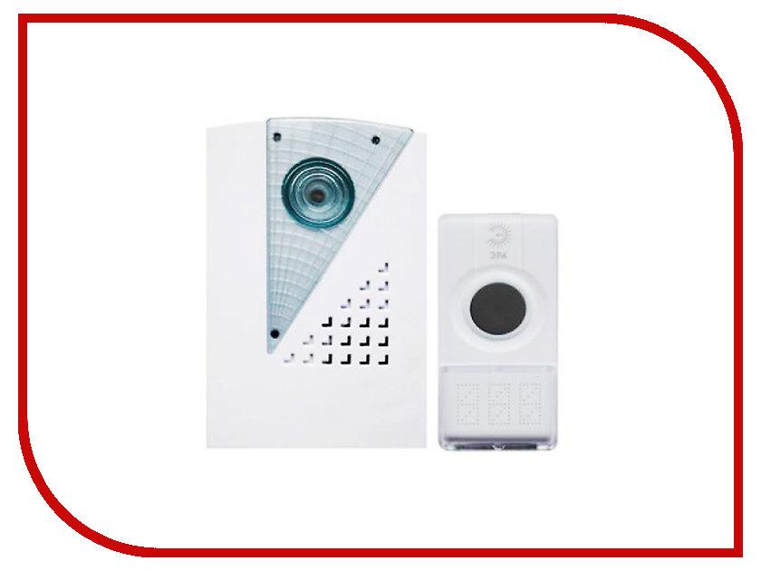 Звонок дверной Эра C41 White беспроводной звонок дверной feron e 367 беспроводной