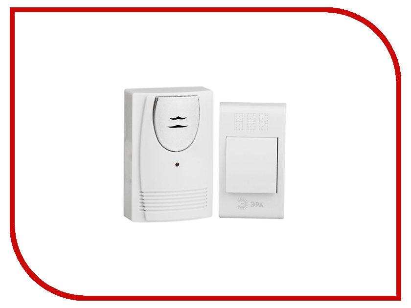 Звонок дверной Эра С61 White беспроводной звонок дверной эра d157