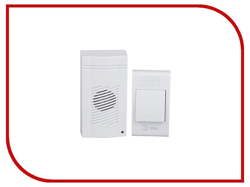 Звонок дверной Эра С51 White беспроводной звонок дверной эра d157