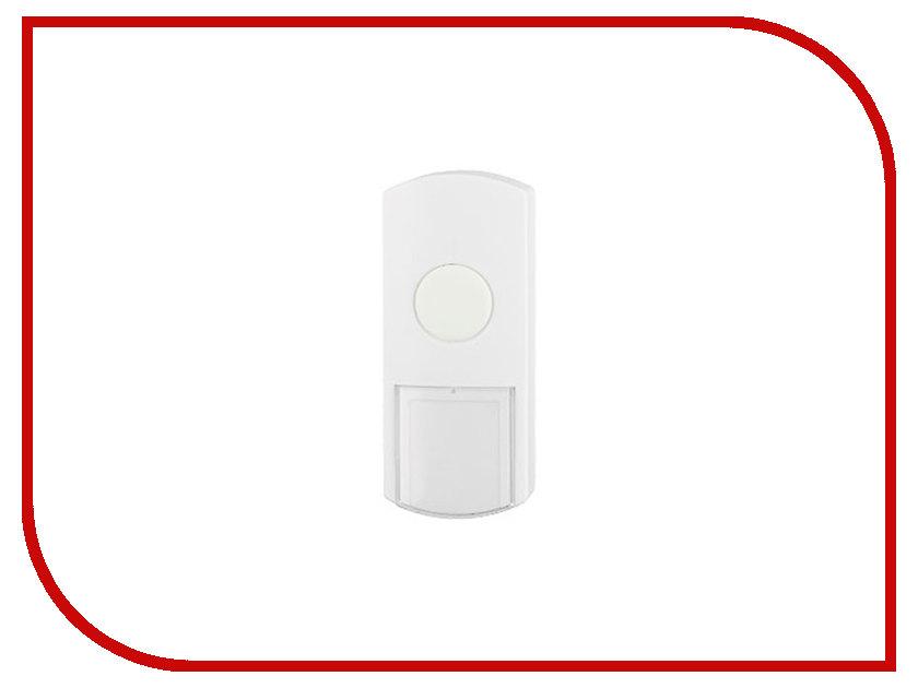 Звонок дверной Эра D1 White - кнопка для звонка звонок дверной мелодика с502 black