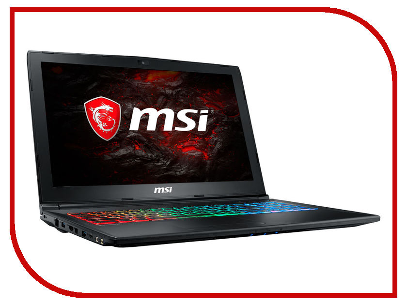 Ноутбук MSI GP62M 7REX-1281RU 9S7-16J9B2-1281 (Intel Core i7-7700HQ 2.8 GHz/8192Mb/1000Gb/nVidia GeForce GTX 1050Ti 4096Mb/Wi-Fi/Cam/15.6/1920x1080/Windows 10 64-bit) ноутбук msi gp62m 7rex 2091ru wot edition 9s7 16j9e2 2091 intel core i7 7700hq 2 8 ghz 8192mb 1000gb no odd nvidia geforce gtx 1050ti 4096mb wi fi bluetooth cam 15 6 1920x1080 windows 10 64 bit