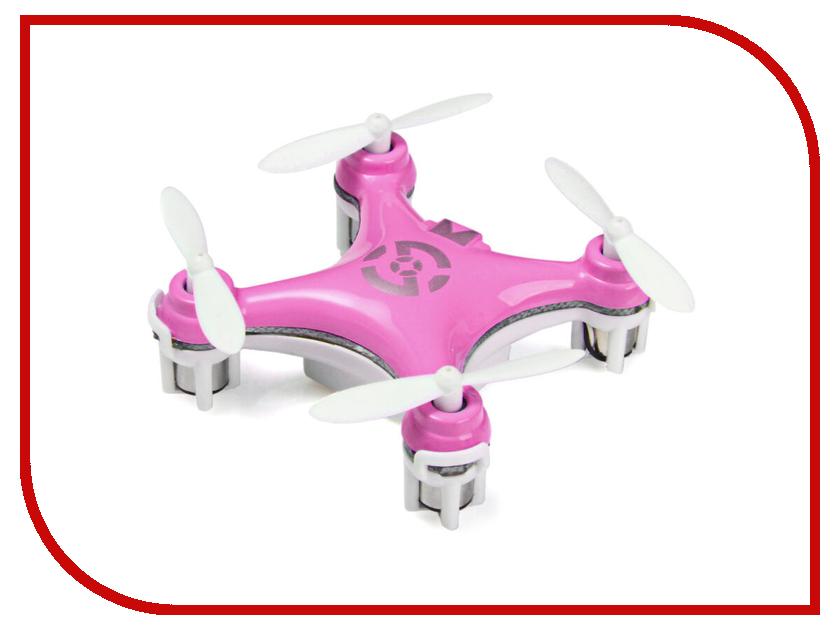 Квадрокоптер CXHobby CX-10 Pink