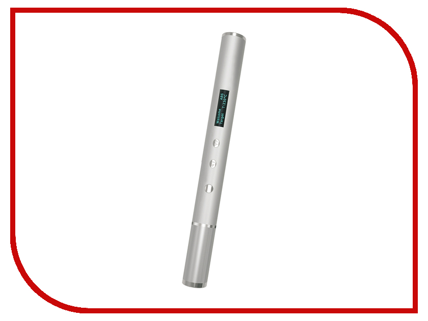 3D ручка Funtastique NEO Silver 3d ручка funtastique one rp400a fp001a blue