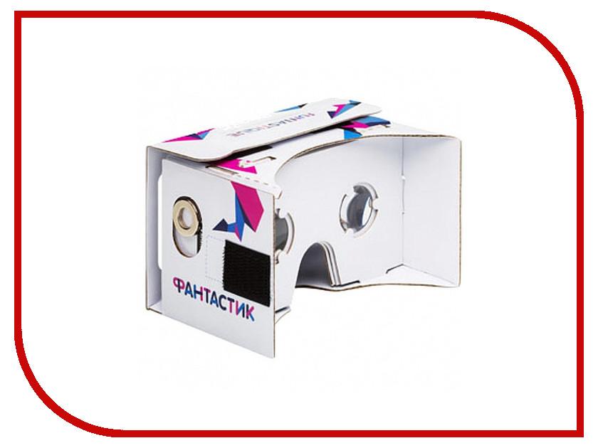 Очки виртуальной реальности Funtastique VR Cardboard