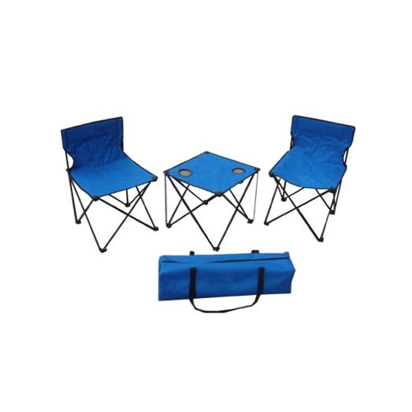 Набор складной мебели Irit IRG-524 набор стол и 2 стула набор мебели trek planet event set 95 стол и 4 стула 70667