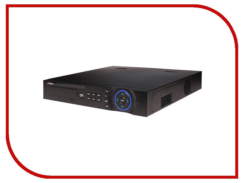 Видеорегистратор Dahua DHI-NVR4416-16P коммутатор zyxel es1100 16p es1100 16p
