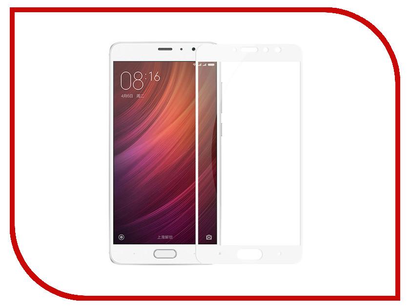 Аксессуар Защитное стекло Xiaomi Redmi Pro Gecko 2D FullScreen 0.26mm White ZS26-GXMRPRO-2D-WH