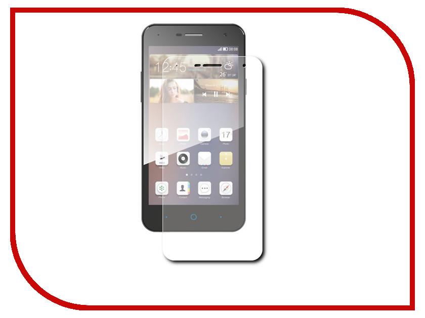 Аксессуар Защитное стекло для ZTE Blade A465 Gecko 0.26mm ZS26-GZTEA465 смартфон zte blade a465 4g black