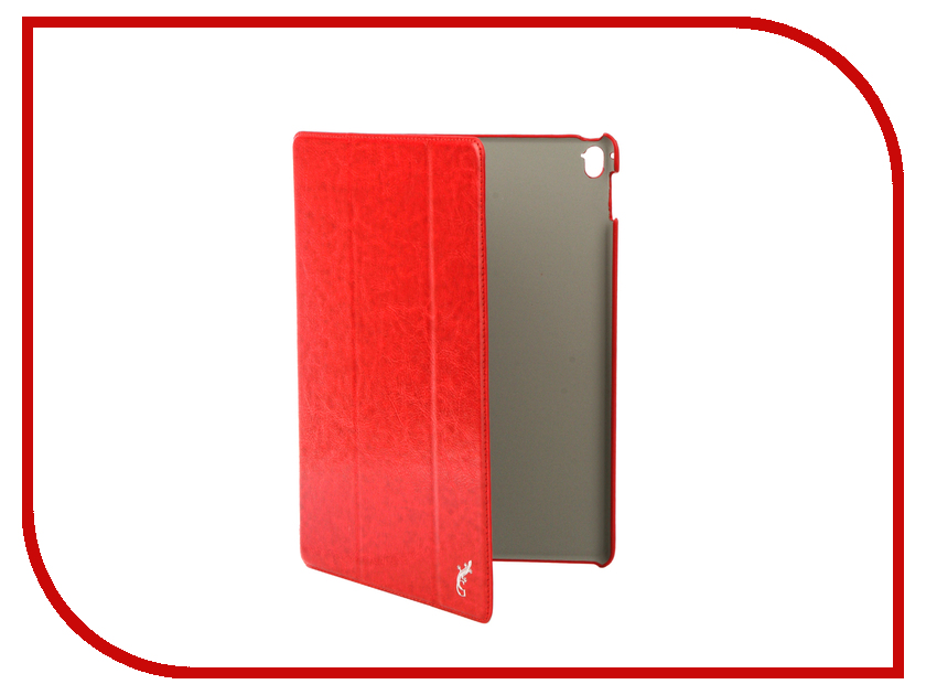 Аксессуар Чехол G-Case Slim Premium для APPLE iPad 9.7 (2017 / 2018) Red GG-799 аксессуар чехол apple ipad air 2 g case slim premium black gg 505