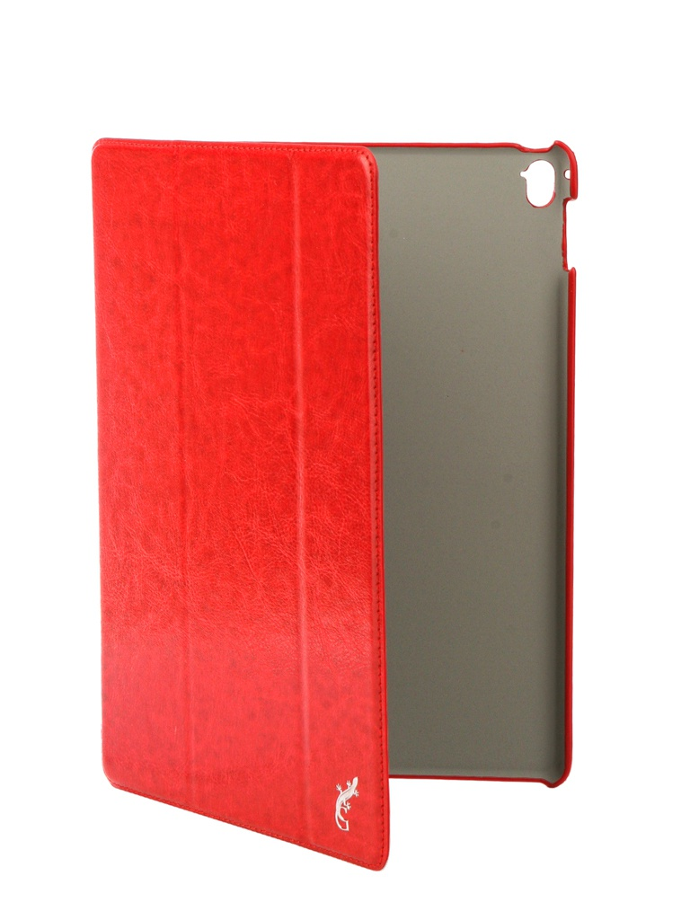 Аксессуар Чехол G-Case для APPLE iPad 9.7 (2017 / 2018) Slim Premium Red GG-799