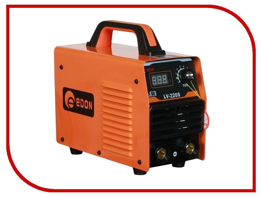 Сварочный аппарат Edon LV-220S  сварочный аппарат инверторный bort bsi 220s