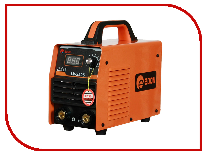 Сварочный аппарат Edon LV-250S бензопила edon edc 5218