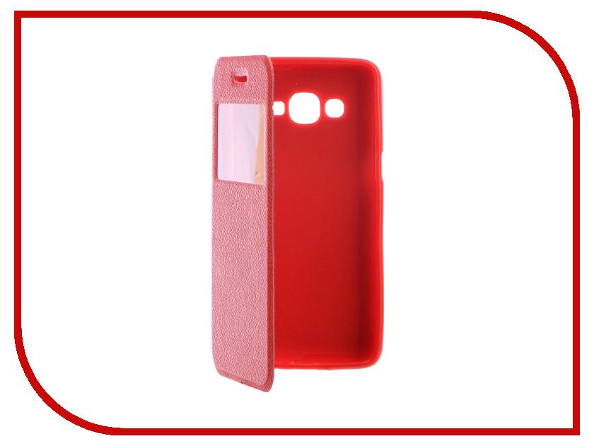 Аксессуар Чехол для Samsung Galaxy J2 Prime G532F Gecko Book Red G-BOOK-SAMJ2PR-RED аксессуар чехол samsung galaxy j2 prime g532f gecko black gg f sgj2prime bl