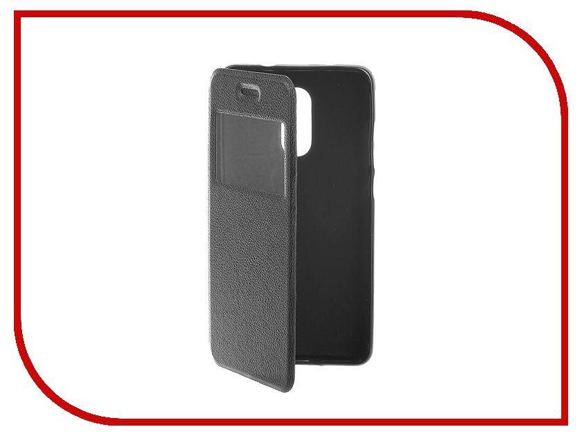 Аксессуар Чехол Xiaomi Redmi Pro Gecko Book Black G-BOOK-XIAM-PRO-BL