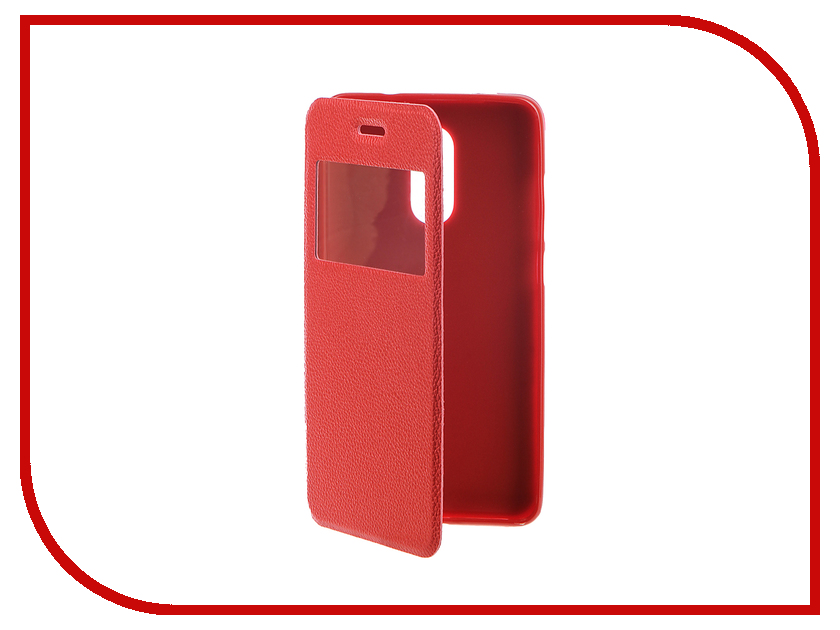 Аксессуар Чехол Xiaomi Redmi Pro Gecko Book Red G-BOOK-XIAM-PRO-RED аксессуар чехол xiaomi redmi note 3 gecko book black g book xiam n3 bl