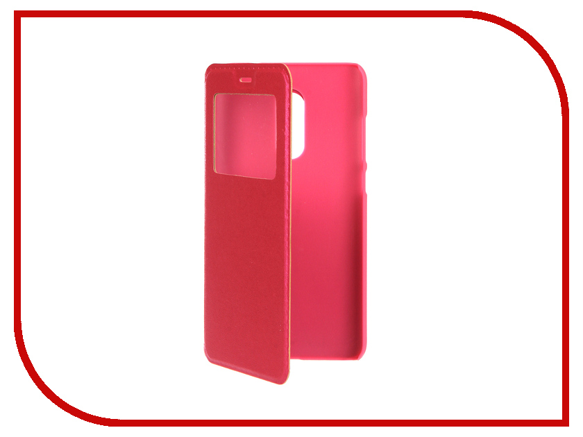 Аксессуар Чехол для Xiaomi Redmi Note 4 Gecko Book Red G-BOOK-XIAM-N4-RED цена