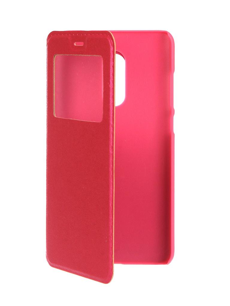 Аксессуар Чехол Gecko для Xiaomi Redmi Note 4 Book Red G-BOOK-XIAM-N4-RED аксессуар чехол для bq bqs 5020 gecko red gg f bq5020 red