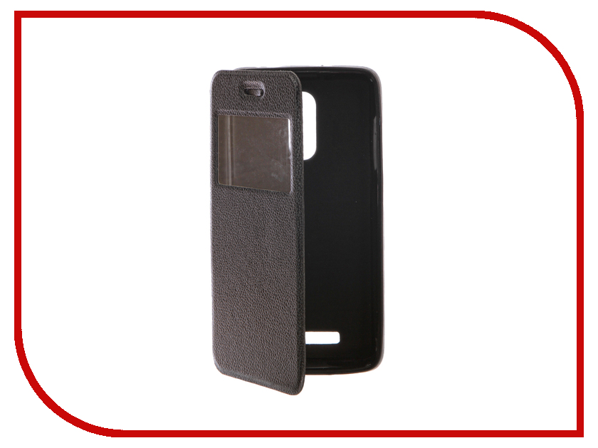 Аксессуар Чехол Xiaomi Redmi Note 3 Gecko Book Black G-BOOK-XIAM-N3-BL аксессуар чехол xiaomi mi5s gecko book red g book xiam 5s red
