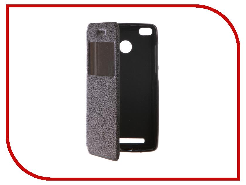 Аксессуар Чехол Xiaomi Redmi 3S Gecko Book Black G-BOOK-XIAM-3S-BL аксессуар чехол xiaomi redmi note 3 gecko book black g book xiam n3 bl