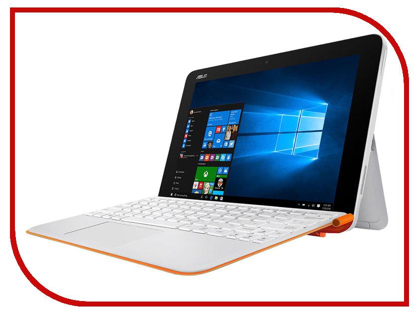 Ноутбук ASUS T102HA-GR014T 90NB0D01-M01870 (Intel Atom x5-Z8350 1.44 GHz/4096Mb/64Gb SSD/No ODD/Intel HD Graphics/Wi-Fi/Bluetooth/Cam/10.1/1280x800/Windows 10 64-bit)