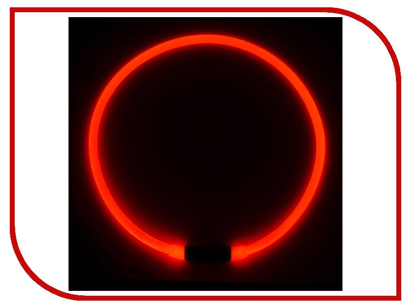 Ошейник Nite Ize Nite Howl Red NHO-10-R3 nite ize s biner slidelock lsba4 19 r6 orange