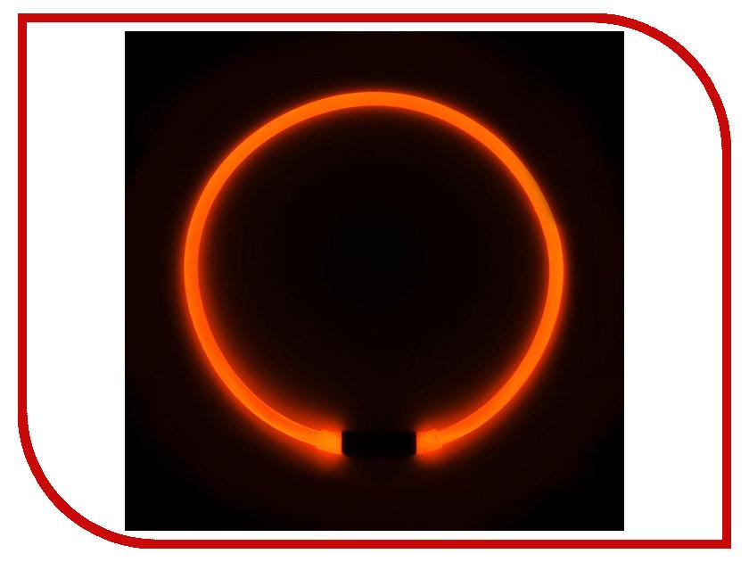 Ошейник Nite Ize Nite Howl Orange NHO-19-R3 nite ize s biner slidelock lsba4 19 r6 orange