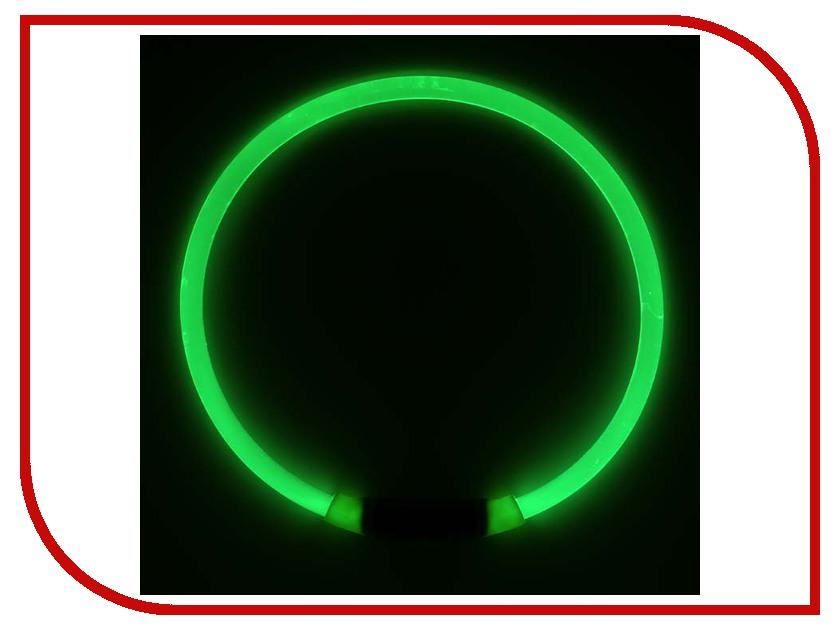Ошейник Nite Ize Nite Howl Green NHO-28-R3 брелок nite ize keyband it kwb 03 r6 blue