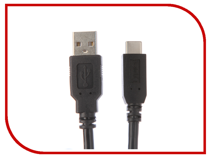 Аксессуар Defender USB AM - Type-C 1m 87490 аксессуар greenconnect type c usb 3 0 1m gcr uc3am 1m gc uc3am 1m