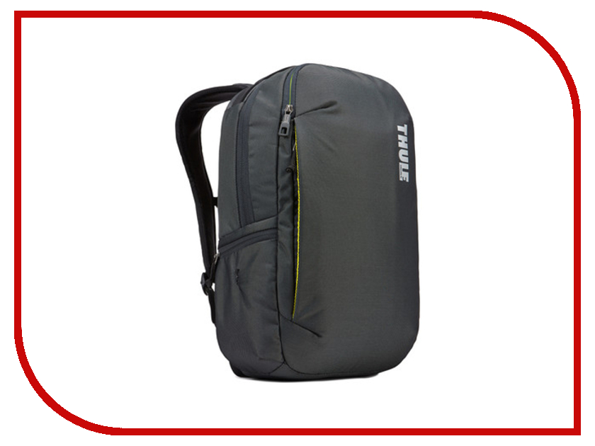 Рюкзак Thule Subterra Backpack 23L Dark Grey 3203437 сумка thule subterra weekender duffel 60l tswd 360 dark shadow 3203519