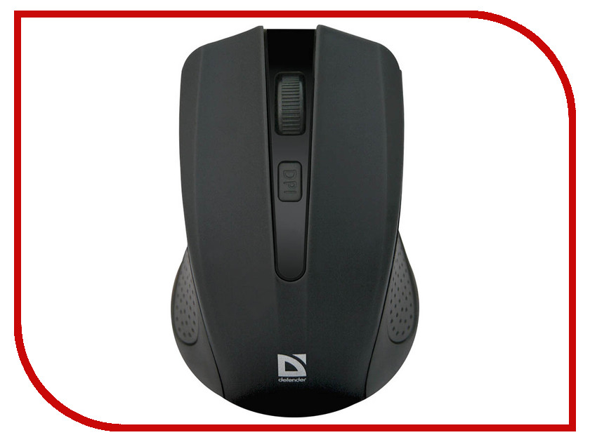 Мышь Defender Accura MM-935 Black 52935