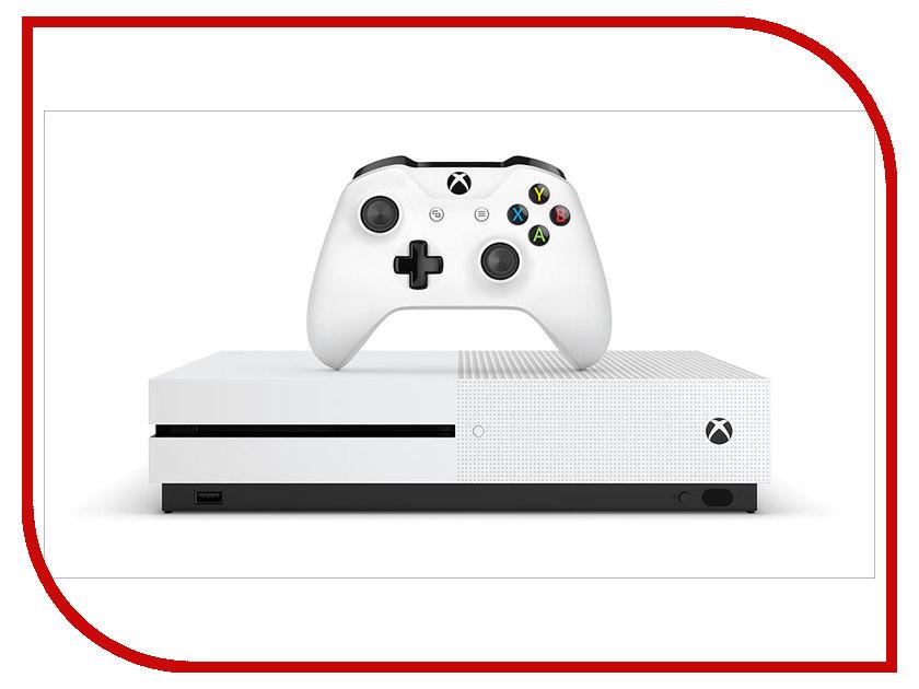 Игровая приставка Microsoft XBOX One S 1Tb + Forza Horizon 3 + 3m XBL Gold 234-00115-1 игровая приставка microsoft xbox one x 1tb черная