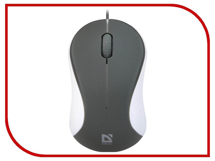 Мышь Defender Accura MS-970 Gray-White 52970