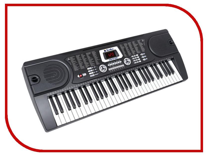 Синтезатор Tesler KB-6130 синтезатор tesler kb 6190