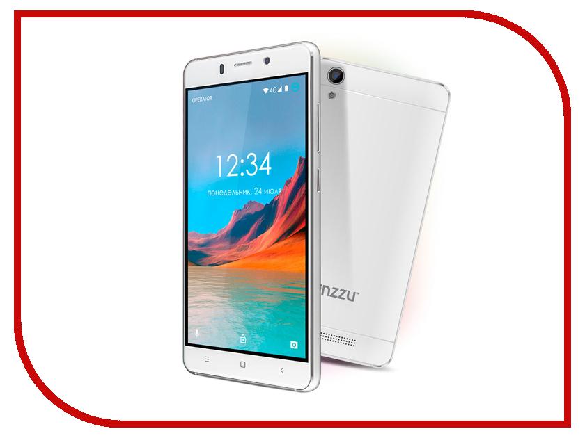 все цены на  Сотовый телефон Ginzzu S5220 White  онлайн