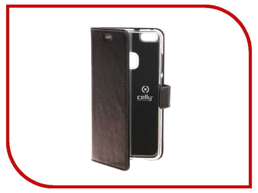 Аксессуар Чехол для Huawei P10 Lite Celly Air Case Black AIR648BK аксессуар чехол celly air pelle для apple iphone 7 black airpelle800bk