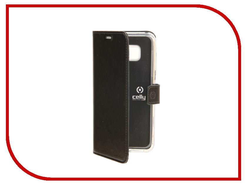 Аксессуар Чехол Samsung Galaxy S8 Celly Air Case Black AIR690BK celly air case чехол для samsung galaxy s7 black