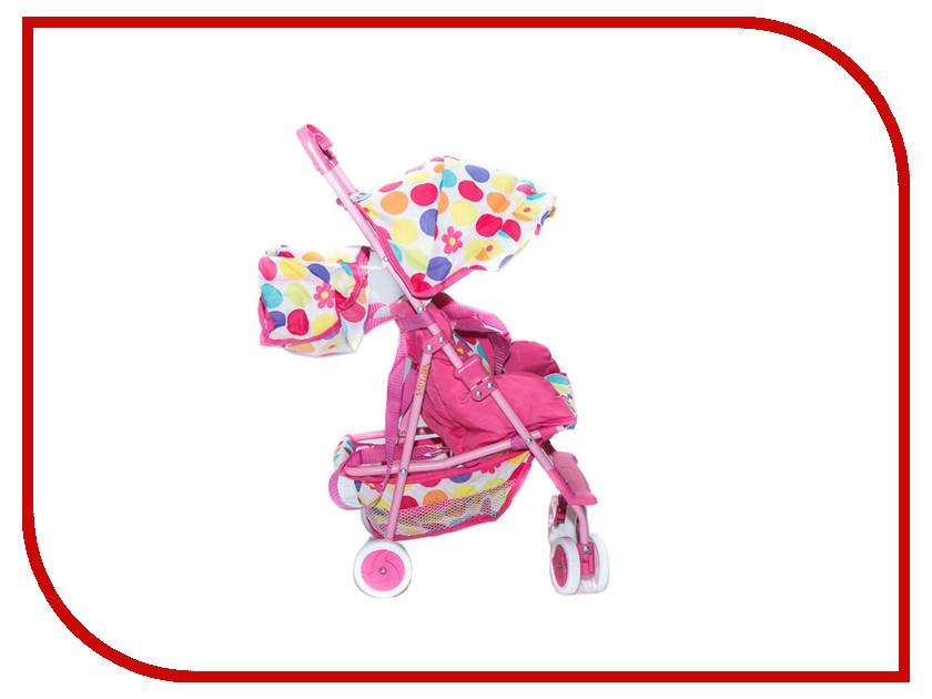 Коляска Vip Toys 3500 Light-Pink