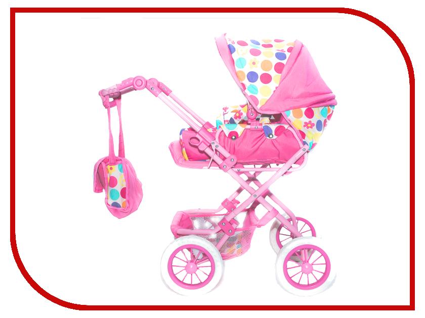 Коляска VIP Toys 753 Light-Pink