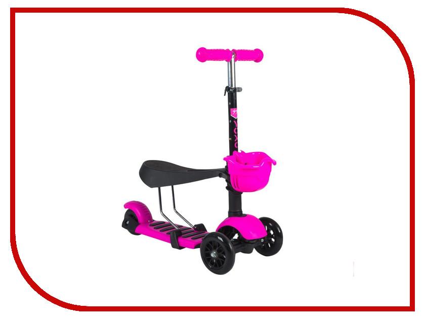 Самокат Vip Toys MIDOU-H-2 Pink