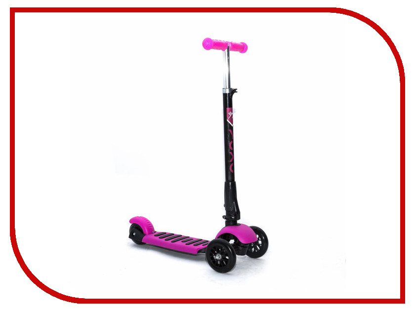 Самокат Vip Toys MIDOU-H-4 Pink<br>
