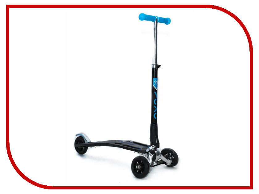 Самокат Vip Toys MIDOU-J3 Blue