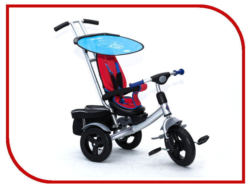Коляска-велосипед Vip Toys Lexus CITY Londoner
