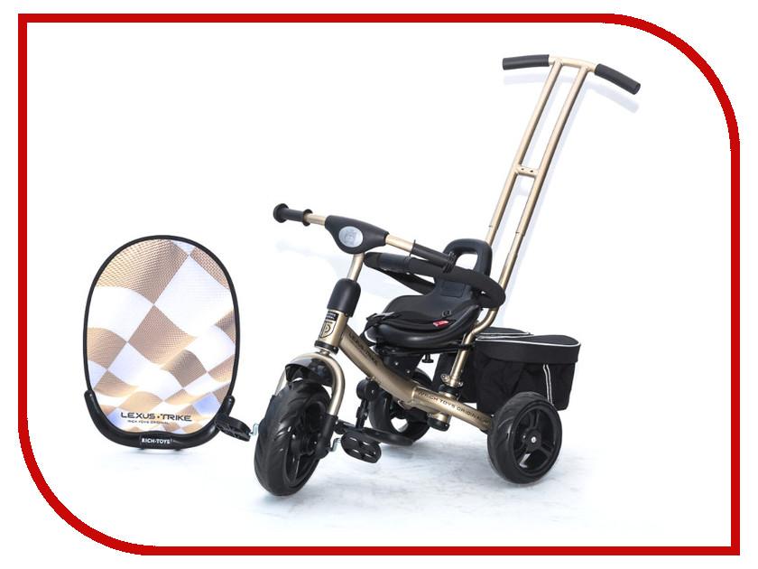 Коляска-велосипед Vip Toys Lexus Trike Next Bronze