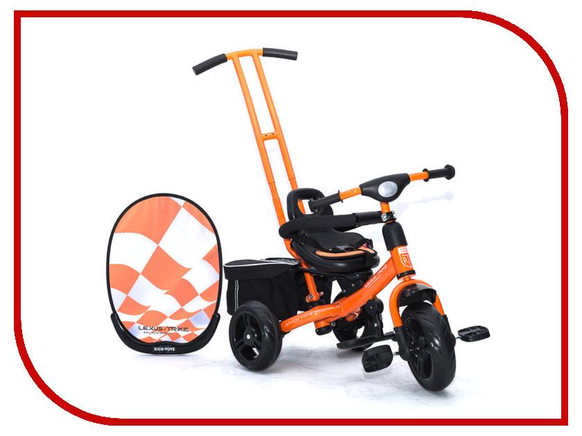 Коляска-велосипед Vip Toys Lexus Trike Next Orange
