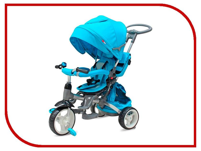 Коляска-велосипед Vip Toys T-500 Blue