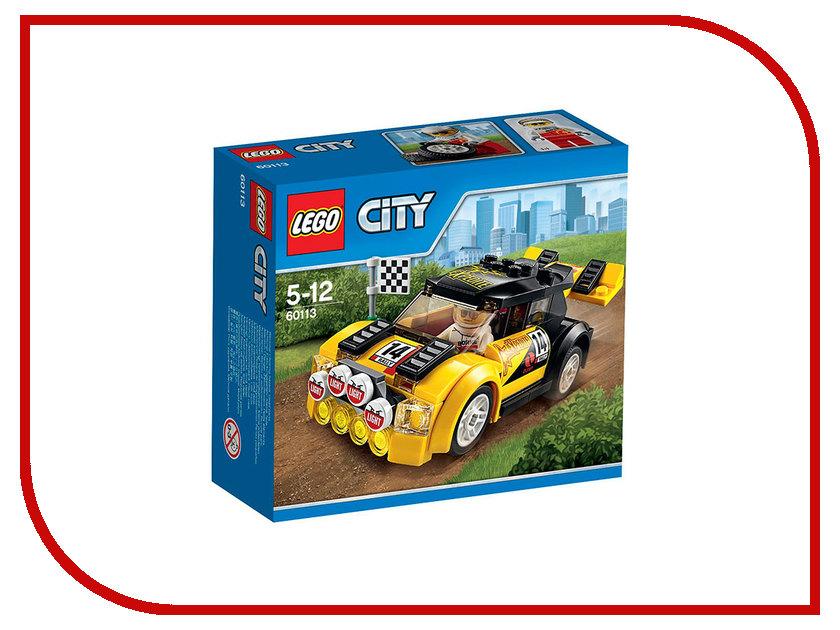 Конструктор Lego City Гоночный автомобиль 60113
